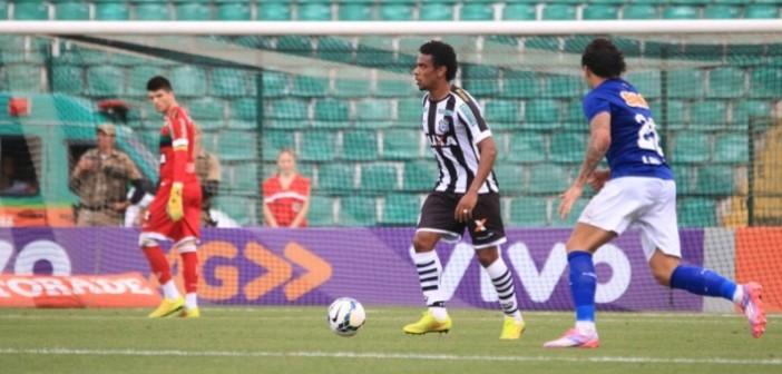 Foto de Figueirense x Cruzeiro no Campeonato Brasileiro de 2014 (Assessoria)