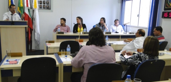 Encontro será no plenário da Câmara Municipal de Biguaçu (Foto: Assessoria)
