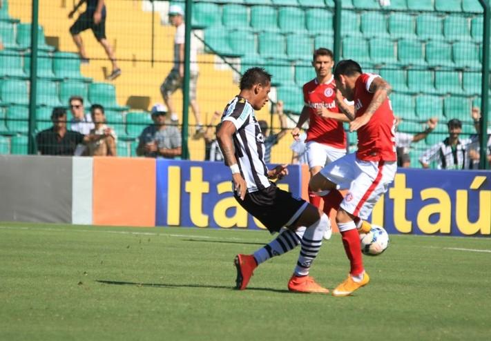 Figueirense quer derrotar Internacional do Scarpelli para subir à parte de cima da tabela