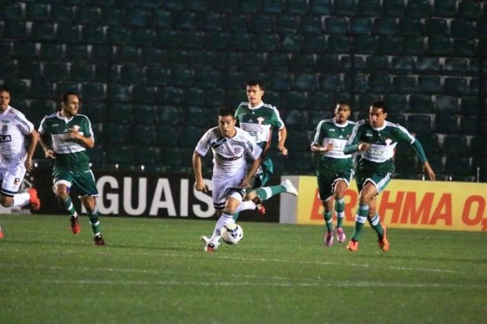A última vez em que Figueirense x Palmeiras se enfrentaram, foi no dia 28 de setembro, com vitória do alvinegro: 3 a 1