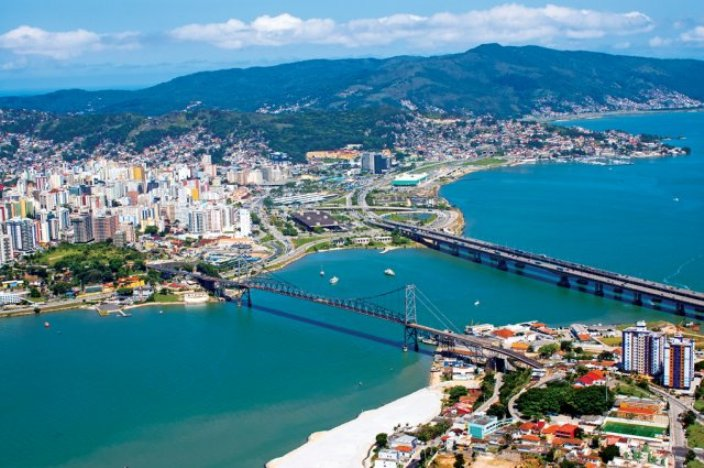 Florianópolis - aérea
