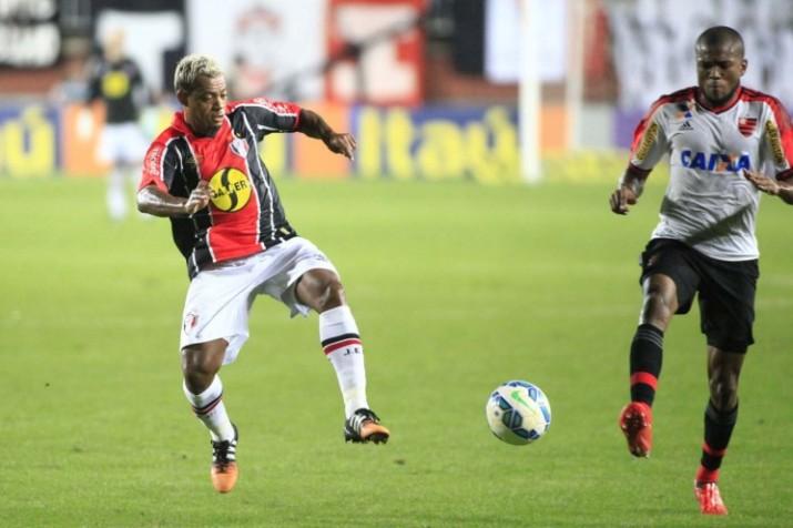 Joinville x Flamengo - assessoria