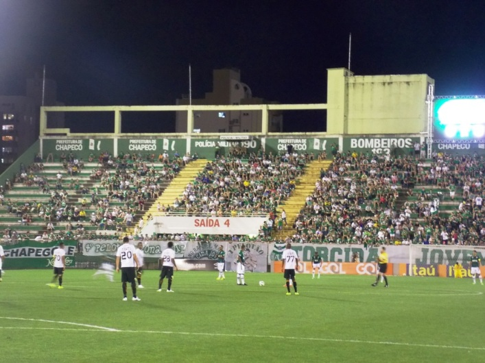 Chapecoense x Figueirense