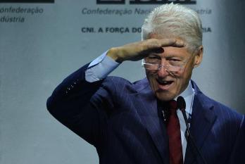 Bill Clinton (José Cruz-Agência Brasil)