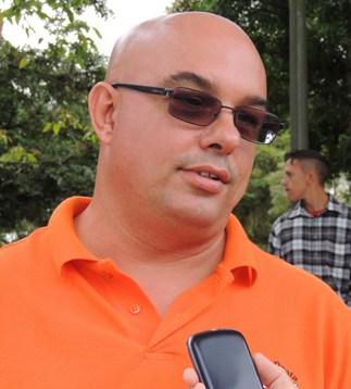 Careca, vice-presidente do clube