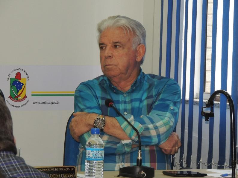 Prefeito de Antônio Carlos,  Antonio Paulo Remor