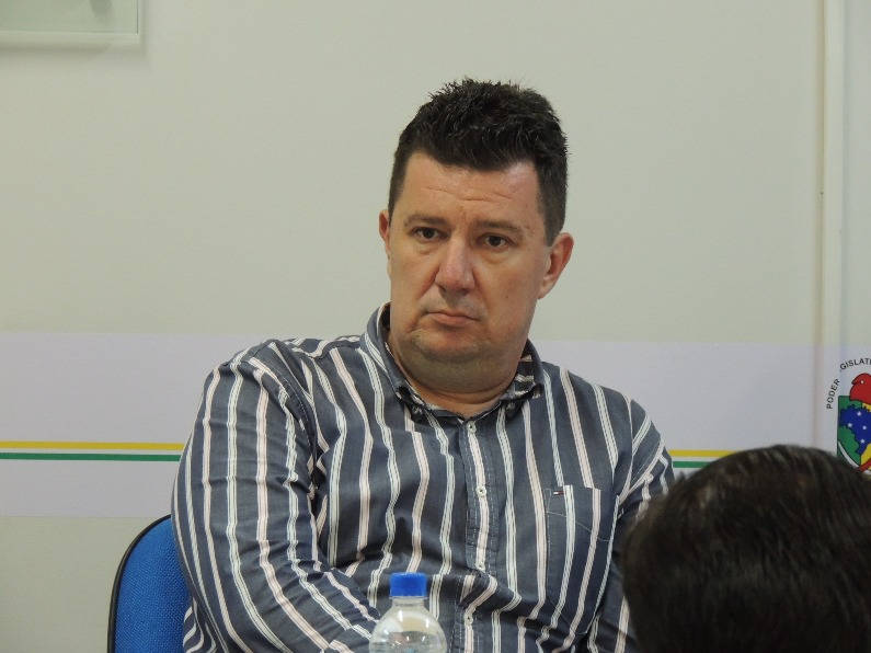 Prefeito de Biguaçu, Ramon Wollinger