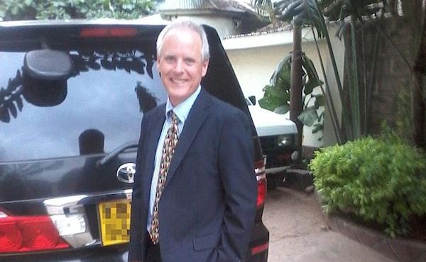 Homem foi preso no Quênia