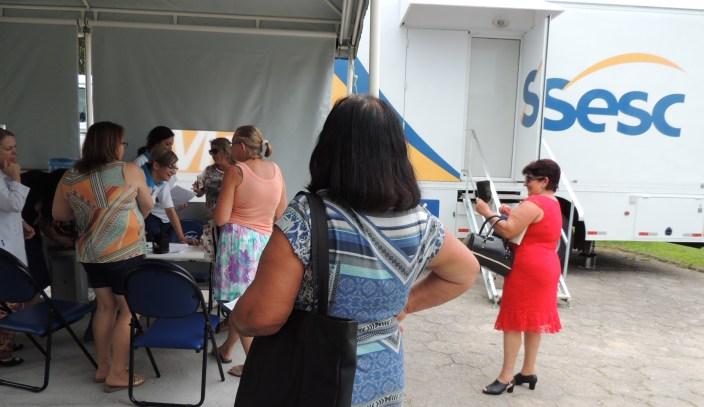 unidade começou a atender as mulheres encaminhadas pelos postos de saúde (Foto: Biguá News)