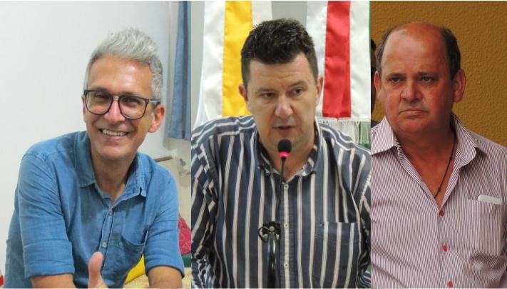 uri, Ramon e Tuta tiveram pedidos de candidaturas publicados