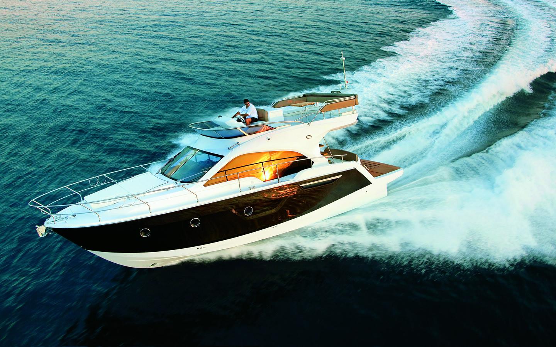 Barco Cruiser 36 (Foto: Intech Boating/Divulgação)