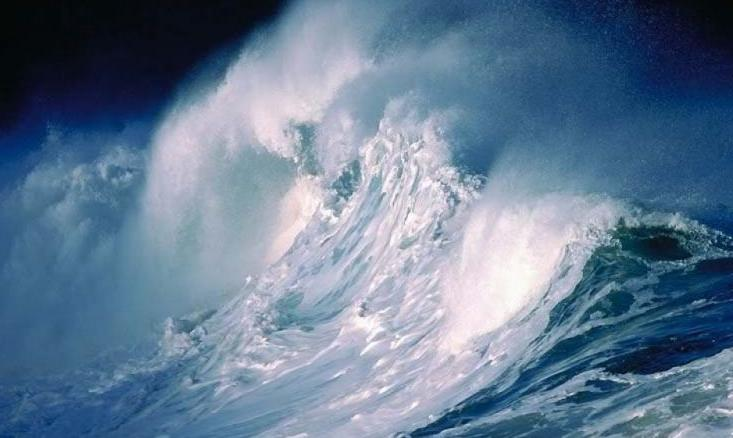 mar-agitado