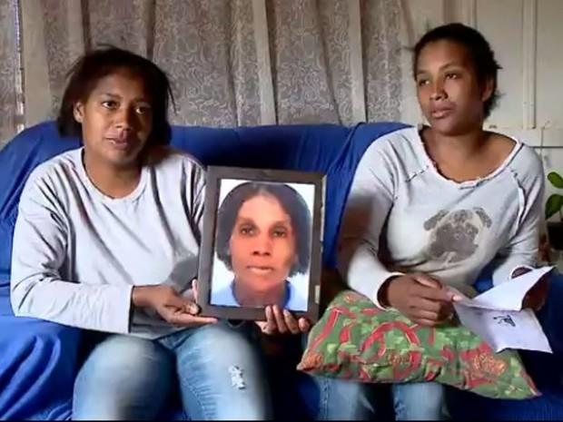Pela denúncia, alguém votou no lugar de mulher que morreu há 7 anos (Foto: Reprodução/RBS TV)