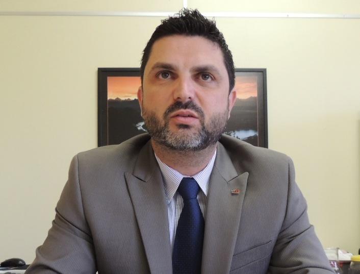 Pedro Joaquim Cardoso Junior - presidente da OAB de Biguaçu (Foto-Bigua News)
