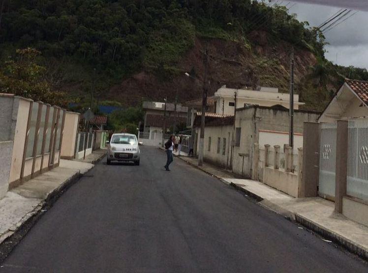 Emenda parlamentar possibilita pavimentação de ruas (Foto: Assessoria)