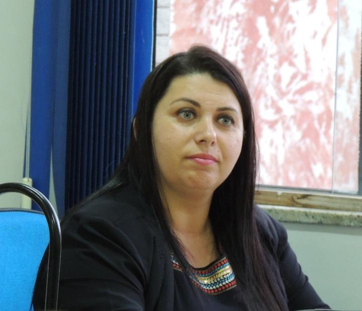 Vereadora Magali (Foto-Biguá News)