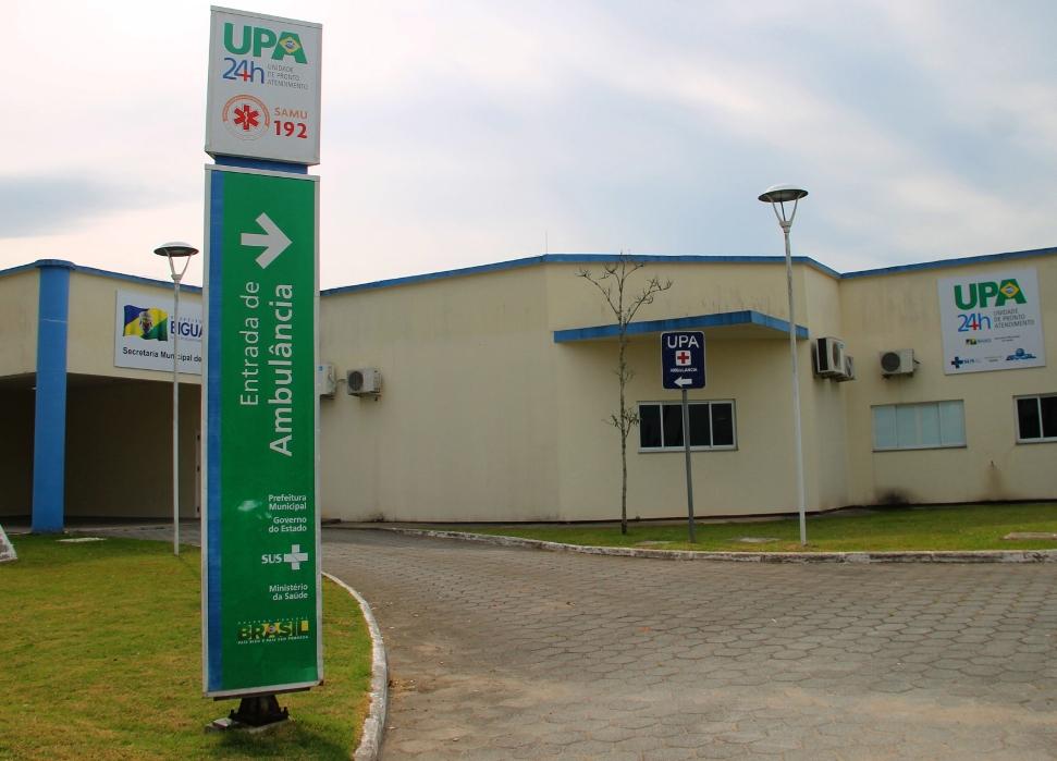 UPA de Biguaçu deverá subir para Porte II (Foto: Martha Huff/Secom)
