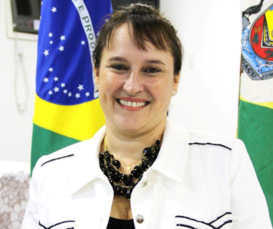 Pedagoga Kátia Roussenq Bichels (Foto: Martha Huff)