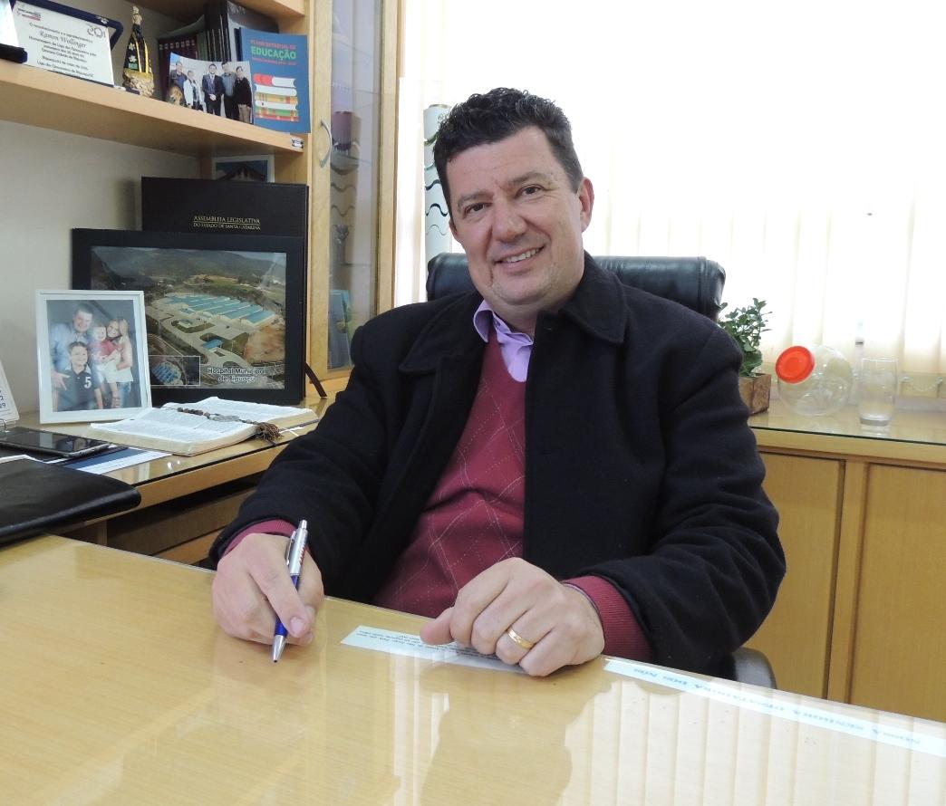 Prefeito fará reforma administrativa prezando pela economicidade (Foto: Biguá News)