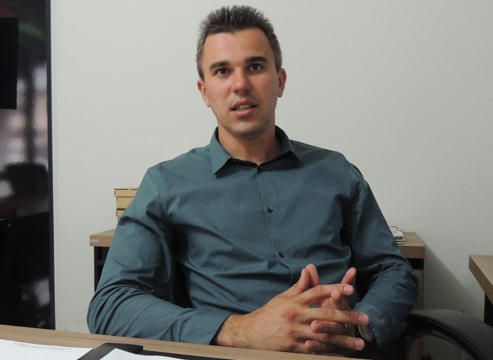 Douglas Borba (Foto: Biguá News)